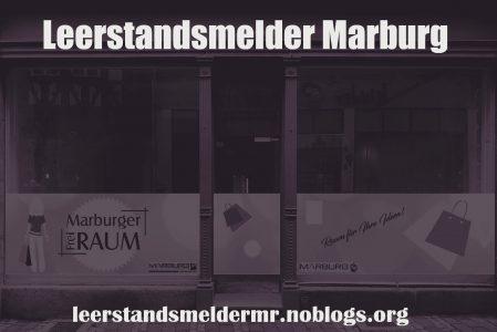 Leerstandsmelder Marburg