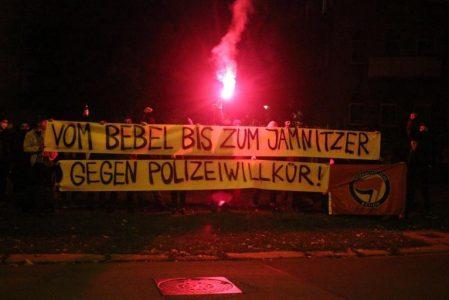 Skandalurteil von Nürnberg: Gefängnisstrafen für das Anschreien der Polizei