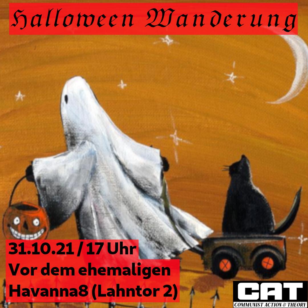 Halloween Wanderung